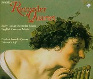 Recorder Quartet [Import USA]