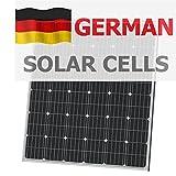 200W Photonic Universe Solar Panel aus deutschen Solar Zellen, für ein Wohnmobil, Wohnmobil, Wohnwagen, Boot, Yacht oder für andere Fahrzeug oder marine Anwendung, oder ein netzferne Solar Power System (200Watt), optimale Wahl für Laden eines 12V Akku