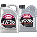 Meguin megol Motorenoel Compatible SAE 5W-30, 6 Liter (5L + 1L)