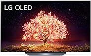 "LG OLED55B16LA Smart TV 4K 55"", TV OLED Serie B1 2021 con Processore α7 Gen4, Dolby Vision IQ, Wi-Fi, web"