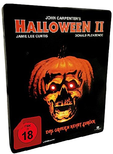 auen kehrt zurück [Blu-ray] [Limited Edition] (Halloween, Jamie Lee Curtis Film)