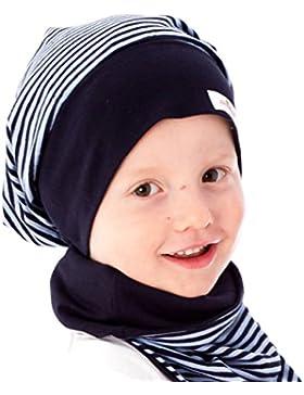 Berretto / cap da bambina - per i ragazzi - Primavera/Autunno - CALZATA PERFETTA - Made in Germany - 92% Cotone
