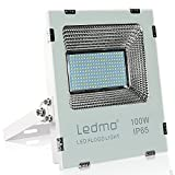 LEDMO Projecteur LED Exterieur 100W 6000K projecteur LED Blanc IP65 10000lm...