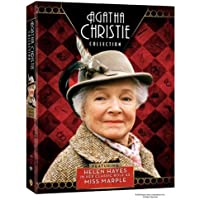 Agatha Christie Helen Hayes Collection Murder is Easy/Murder With Mirrors/ A Caribean Mystery