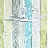 PEARL Deckenlüfter: Mobiler Deckenventilator VT-145.D, 230V mit Aufhänger, Ø 40cm (Mobiler Ventilator)