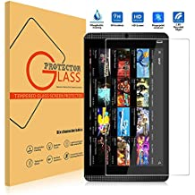 NVIDIA SHIELD Tablet K1 Cristal Templado,Vikoo 9H 0.3mm Ultra Delgado Shatterproof Pantalla de Vidrio Templado HD Flim Tempered Glass Screen Protector para NVIDIA SHIELD K1