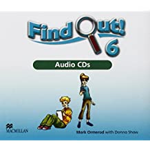 FIND OUT 6 CLASS CD HEIIN16EP