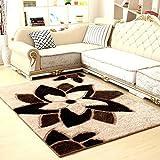 carpet Waschbar Waschbar Haltbar Teppich Super-Qualität Soft Lounge Modern Schlafzimmer Shop Couchtisch Schlafsofa Home Wohnzimmer Slip Nicht Reizende Teppich Home Daily, 1,4 * 2,0 m,#3