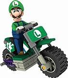 Nintendo Mario Kart Bike Building Set Luigi