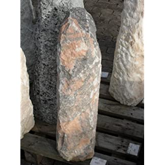 Monolith of Orange Grey Onyx - 78 cm High - Pebble Pebble Natural Stone Stone Fountain Monolith of Orange Grey Onyx – 78 cm High – Pebble Pebble Natural Stone Stone Fountain 51kJONeLrrL