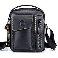 بول كابتن حقيبة للرجال-اسود - حقائب الكتف