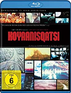 Koyaanisqatsi [Blu-ray]