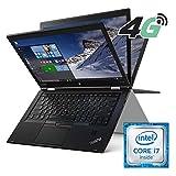 """Lenovo Thinkpad X1 Yoga 14"""", QHD (Intel Core i7-6500U, 8GB RAM, 256GB SSD, Windows 10 Pro) Negro. Telcado QWERTY español"""
