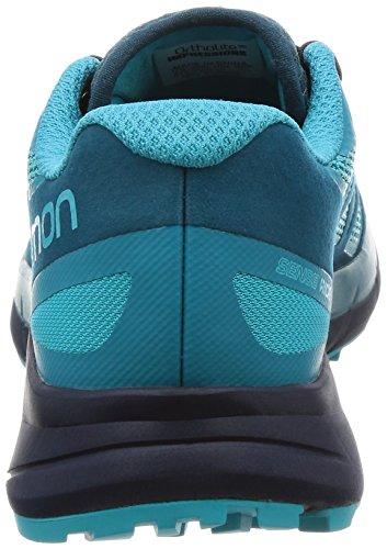 Womens Chaussure Senso Processo Salomon Naturalmente Corsa Ss18 Blu Fwvz8xpq