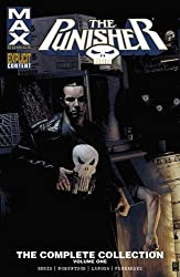 Punisher Max Complete Collection Vol. 1 (The Punisher: Max Comics) by Garth Ennis (2016-02-09)