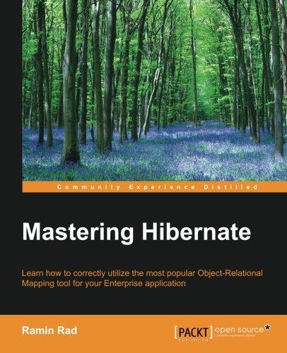 Mastering Hibernate
