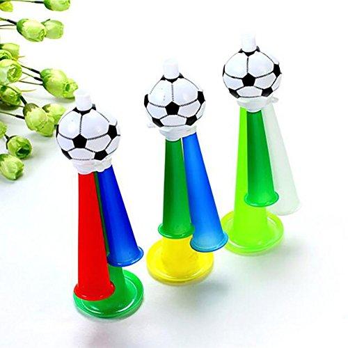 Gytech 3PCS Football Fans Cheer Horn, World Cup Lautsprecher Cheerleading Lautsprecher mit Seil