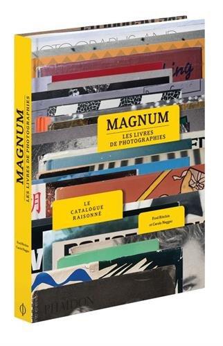 Magnum : Les livres de photographies