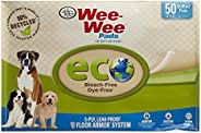 Four Paws Wee-Wee Eco Dog Training Pads, 50 Pack