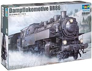 Locomotive allemande Dampflokomotive BR86 - 1943