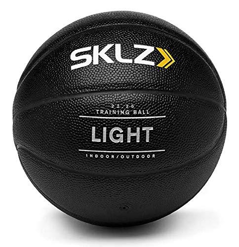 SKLZ Lightweight Control Basketball Basketballtrainer, Schwarz, One Size -