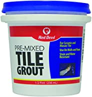 Red 0424 Pre-Mixed Tile Grout