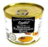 Englert Büsumer Krabbenrahmsuppe, 200 ml. / Dose