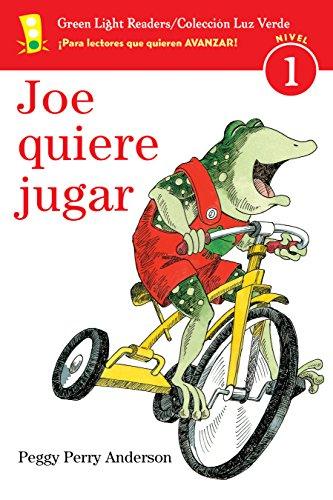 Joe quiere jugar (Green Light Readers Level 1) (English Edition)