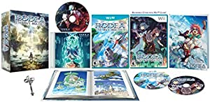 Rodea The Sky Soldier Collector's Edition for Nintendo Wii U (w/ Bonus Key) by NIS America from NIS America