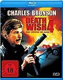 Death Wish 4 - Das Weisse im Auge (Charles Bronson) [Blu-ray] -