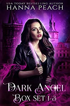 Dark Angel Box Set Books 1-3: Angelfire, Angelstone, Angelsong (English Edition)