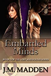 Embattled Minds (Military Romance) (Lost and Found Book 2) (English Edition)