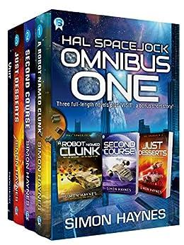 Hal Spacejock Omnibus One: Hal Spacejock books 1-3, plus Visit by [Haynes, Simon]