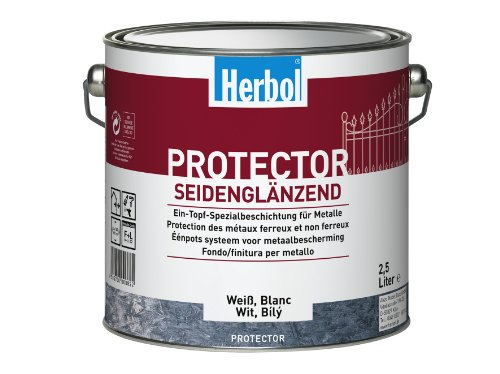 Herbol Protector PG 1 RAL 8017 2,500 L