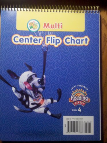 Reading 2008 Multi Center Flip Chart Grade 4