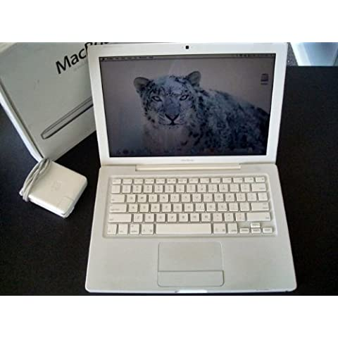'Apple Macbook 13, White Intel Core 2 Duo