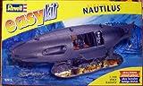 REVELL 07613 Nautilus easy kit (Niveau/Skill:2) 1:100