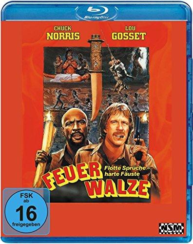 Feuerwalze - ungeschnitten [Blu-ray] -