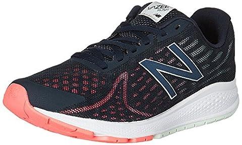 New Balance Women Vazee Rush v2 Training Running Shoes, Black