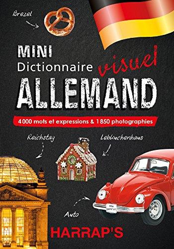 Harrap's Mini dictionnaire visuel Allemand par Collectif