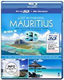 Lost in Paradise: Mauritius [Real 3D Blu-ray + 2D Version]