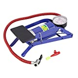#6: Good Quality®™ Small Size Foot Air Pump for Bike,Scooty,Car,Cycles,& all other