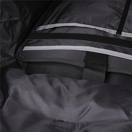 Snail Shop Hardshell Rucksack Outdoor Riding Rucksack Tasche Daypack Wandern Camping Reisetasche Weiß