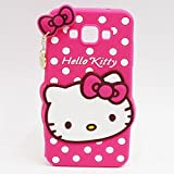 Pariangel Cute Hello Kitty For Samsung Galaxy S DUOS/7562 - Pink