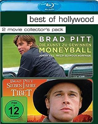 Die Kunst zu gewinnene - Moneyball/Sieben Jahre in Tibet - Best of Hollywood/2 Movie Collector's Pack [Blu-ray]