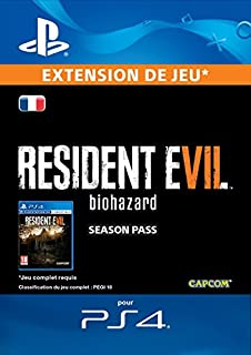 Resident Evil 7 Biohazard: Season Pass [Code Jeu PS4 - Compte français] (B01MT7UV83) | Amazon price tracker / tracking, Amazon price history charts, Amazon price watches, Amazon price drop alerts