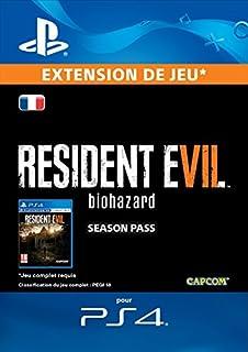 Resident Evil 7 Biohazard: Season Pass [Code Jeu PS4 - Compte français] (B01MT7UV83) | Amazon Products