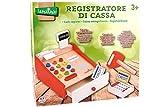 Legnoland - Registratore di Cassa in Legno, 38112