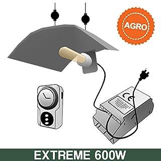 Kit Basic Box Agro + superplant Extreme Agro 600W