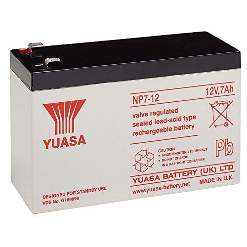 Yuasa BLEIAKKU NP 7-12 Valve-regulated Lead